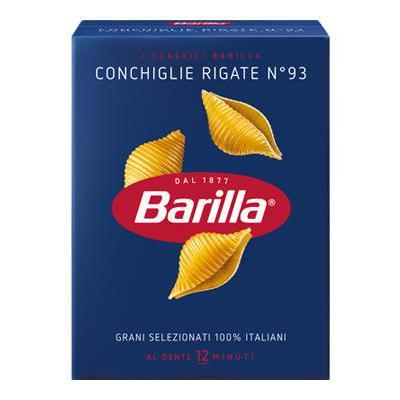 BARILLA GR.500 CONCHIGLIE RIGATE N�93