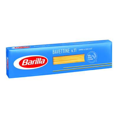 BARILLA GR.500 BAVETTINE N�11