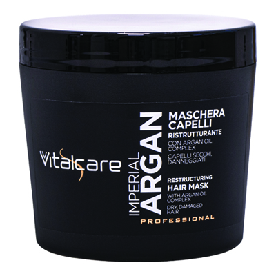 VITALCARE MASCHERA ML500 RICOSTITUENTE LUXURY ARGAN