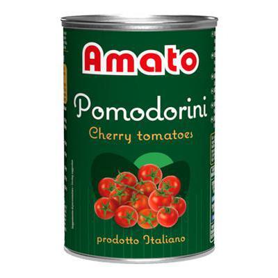 AMATO POMODORINI GR.400 ETICHETTA VERDE