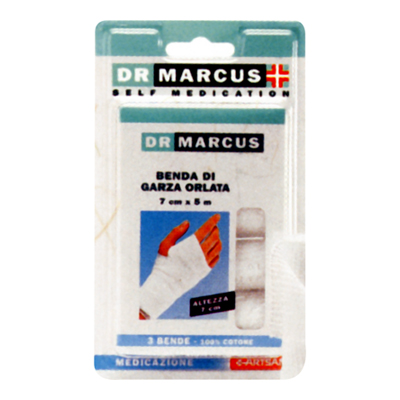 DR.MARCUS BENDE GARZA X3 CM.7X MT.5