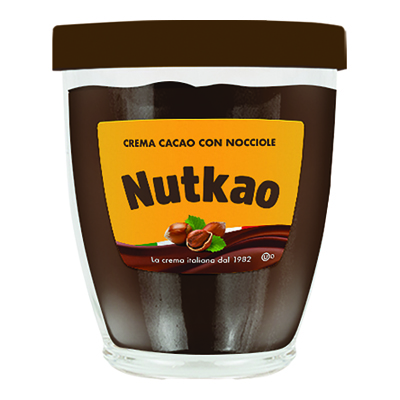 NUTKAO CREMA BICCHIERE CACAO GR.200