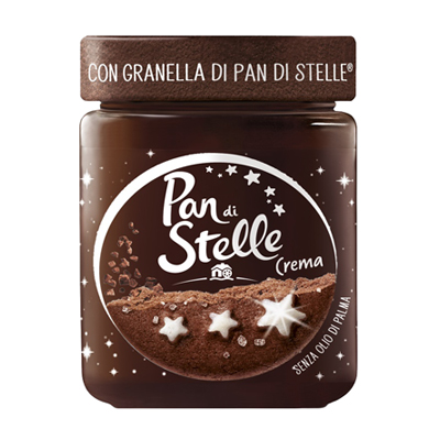 CREMA PAN DI STELLE GR.330