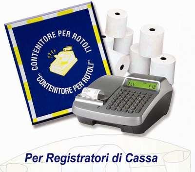 ROTOLI CASSA X10 MM.79,5X40