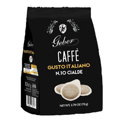 GEBER CIALDE CAFFE' X 10 PZ INBUSTA