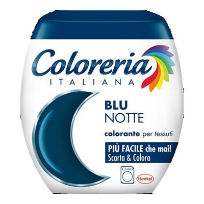 COLORERIA BLU NOTTE GR.350