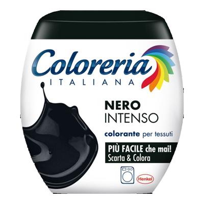 COLORERIA NERO INTENSO GR.350