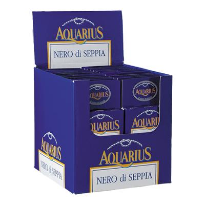 AQUARIUS NERO DI SEPPIA GR.8