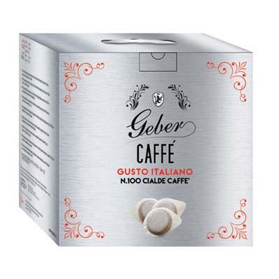 GEBER CIALDE CAFFE'X100 PZ