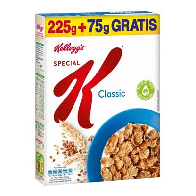 KELLOGG'S SPECIAL K GR.225+75OMAGGIO