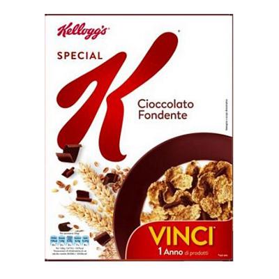 KELLOGG'S SPECIAL K CIOCCOLATOFONDENTE GR.290