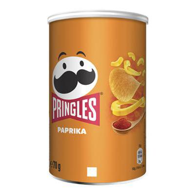 PRINGLES GR.70 PAPRIKA