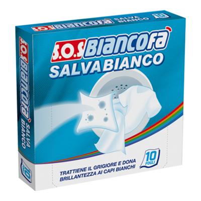 BIANCOFA'SALVABIANCO X10 FOGLI