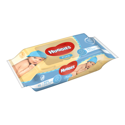 HUGGIES PURE SALVIETTE X 56