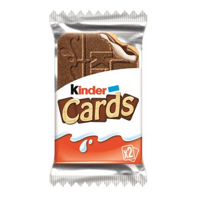 KINDER CARDS T2
