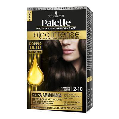 PALETTE OLEO 2-10 CASTANO SCURO SENZA AMMONIACA