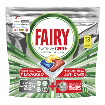 FAIRY PLATINUM PLUS X26 LIMONE