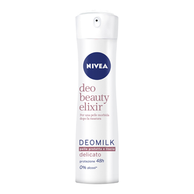 NIVEA DEO SPRAY MILK DELICATOML.150 84281