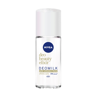 NIVEA DEOMILK ML.40 ROLL ON EFFETTO SETA