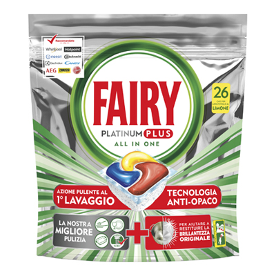 FAIRY PLATINUM PLUS X13 LIMONE