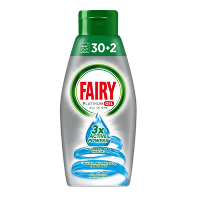 FAIRY PLATINUM GEL ML.650 BREZZA MARINA