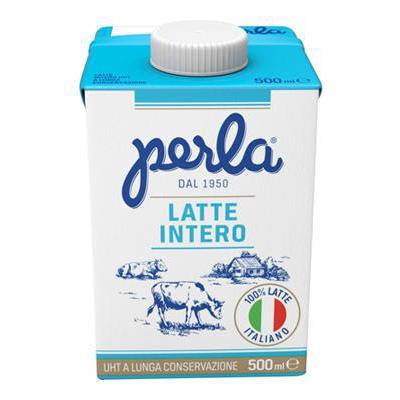 PERLA LATTE INTERO ML.500