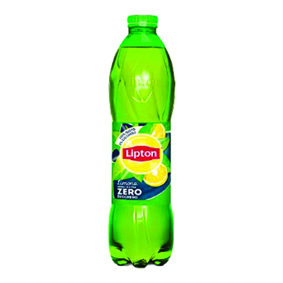LIPTON LT.1.50 ICE TEA VERDE ZERO LEMON