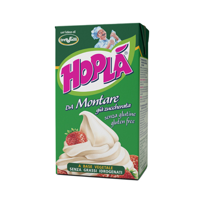 HOPLA'PREPARATO VEGETALE LT.1ZUCCHERATO          NON IDROGE