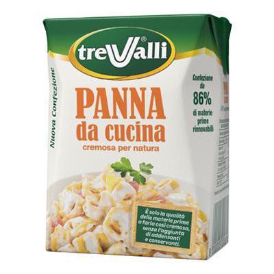 TREVALLI PANNA CUCINA ML.200