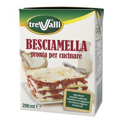 TREVALLI BESCIAMELLA ML.200