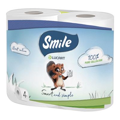 SMILE CARTA IGIENICA X4 PZ 2VMAXI ROTOLI