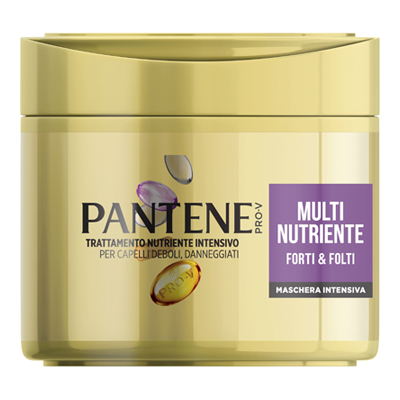 PANTENE MASCHERA ML.300 MULTINUTRIENTE