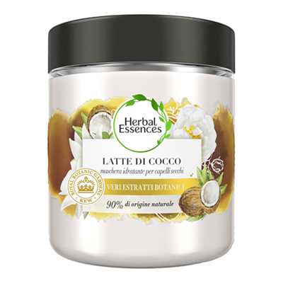 HERBAL MASCHERA ML.250 LATTE DI COCCO