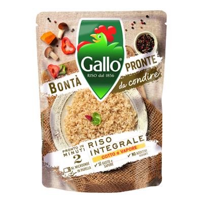 RISO GALLO BONTA'PRONTE GR.250BLOND INTEGRALE