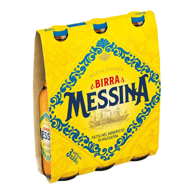 BIRRA MESSINA 4.7� CL.33X3