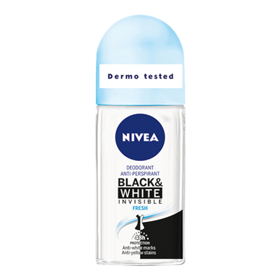 NIVEA DEO ML.50 ROLL ON INVISIBLE FRESH